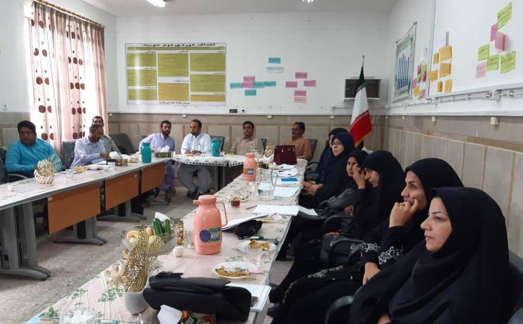 دوره آموزشی طرح اتاق کارآفرینی مدارس در سیستان و بلوچستان برگزار شد